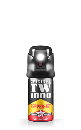 TW1000 Pepper-Jet Man LED 40 ml