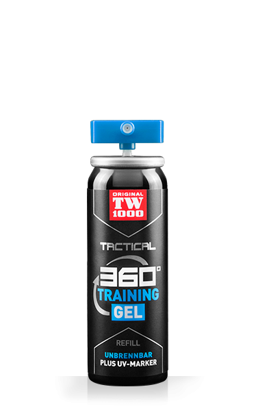 TW1000 TACTICAL Inert-Gel Trainingspatrone passend für Super-Garant Professional